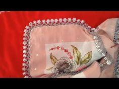 Dolgu Ve Örümcekli Oya Yapılışı - YouTube Knitting, Crochet, Lace, Tableware, Pattern, Handmade, Youtube, Decor, Rage