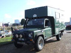 Land Rover 130, 4x4 Overland Expedition Camper | eBay
