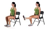 Great thigh exercise -low impact