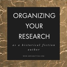 How do you stay organized as a historical fiction author? Writing historical fiction takes so much legwork up front, and it's easy to get overwhelmed, confused, or burnt out before you even begin writing the book. Check out my strategies for organizing my writing research, my plans to tackle NaNoWriMo 2016, and an amazing free bonus for historical fiction authors.