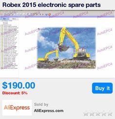 Robex 2015 electronic spare parts catalog Cranes, Excavators for Hyundai * Pub Date: 11:45 Jul 15 2017