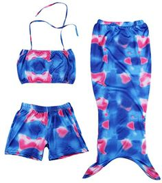 Cute Mermaid Swimsuits