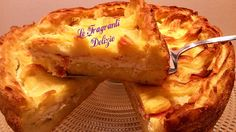 Crostata Salata | Le Fragranti Delizie