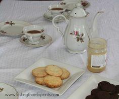 LWW book-Recreation of Mr. Tumnus tea scene