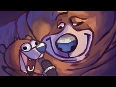 """On My Way"" FULL COVER (Brother Bear Cartoon Song) - YouTube Cartoon Songs, Brother Bear, Bear Cartoon, My Way, Scooby Doo, Disney, Cover, Youtube, Fictional Characters"