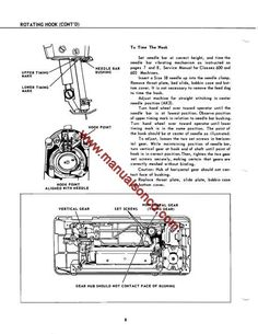Elna 410 Sewing Machine Instruction Manual. Here are just