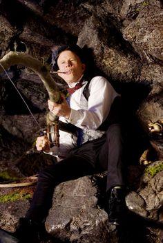 Tom Waits in The Imaginarium of Doctor Parnassus