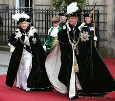 Knights of the Thistle: Lord Smith of Kelvin and the Earl of Home honoured by the Queen at ceremony in Edinburgh - Daily Record Elizabeth Philip, Queen Elizabeth Ii, Royal Company, Queen And Prince Phillip, Prince Philip, Queen Pictures, Elisabeth, Save The Queen, British Monarchy