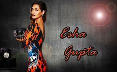 Esha Gupta Latest Photoshoot Hot Images