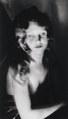 Nathan Lerner - Girl With Two Faces, 1932.