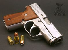 Kahr MK40, great little pistol
