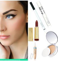 Image result for sock hop makeup ideas
