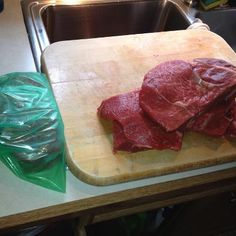 Put meat in an OdorNo bag before the freezer to keep it fresher!