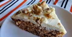 Carrot cake is the ultimate spring dessert for me, so I figured I would welcome the new spring season by making a super delicious and wond...