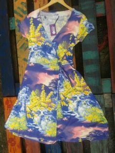 Vestido Envelope de Viscolycra da Nanete!!!