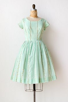 vintage 1960s dress | 60s dress | Spring Zucchero Dress