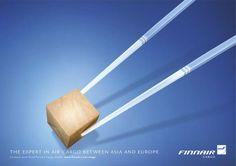 SUSHI, Sek & Grey Finland, Finnair Cargo, Print, Outdoor, Ads
