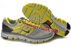 finest selection 7182d 3328d Top Quality Mens Nike Lunarglide 2 Gray Yellow Shoes online,cheap Nike  Sport Shoes, wholesale Nike Sport Shoes, discount Nike Sport Shoes, Womens  Nike ...