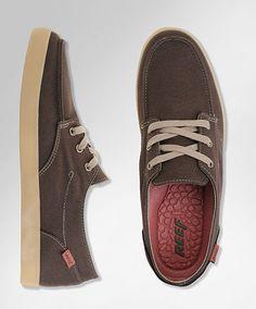 Reef Low Brown Shoes