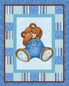 Today I have a Billy Bear panel. Check out the co-ordinating prints as well and stitch up a gorgeous quilt!  http://www.theozmaterialgirls.com/billy-bear-panel-elizabeth-studios-quilt-craft-fabric-p-6003.html  The deal:  Purchase one of the featured panels, and receive a FREE gift to add to your stash. The FREE gift will be randomly selected from thread, fabric, ribbon or buttons!  Enter the CODE:  DOTD in the comments at checkout. This deal expires at midnight tomorrow, 8th Nov, 2012