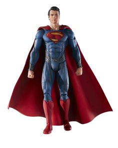 Man Of Steel Toys 12 | MAN OF STEEL General Zod and Jor-El Toys, Plus IRON MAN 3 Toys Reveal ...