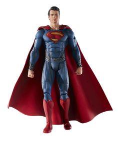 superman man of steel action figures photos   SNEAK PEEK: Superman: Man Of Steel Action Figures