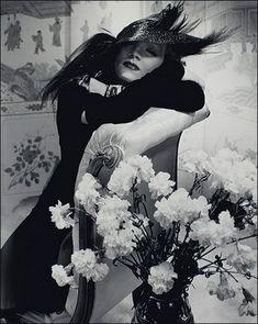 photographer: Edward Steichen #fashion #editorial #studio #models © Condé Nast Publications