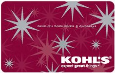 It's a Free for Fall Giveaway Hop: $50 Kohl's Gift Card #Giveaway 10/09 Daily #US Come enter 2 win! http://wp.me/p2Zbi5-2Ni @s8r8l33 @kohls