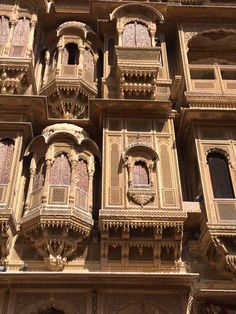 Decades ago a trader of Jaisalmer had built five identical mansions for his sons. Today, one of those has been converted into a museum by ASI.