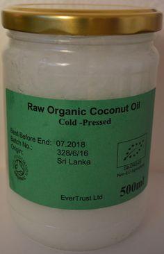 Visste du at kokosolje er noe av det beste du kan ha i kostholdet ditt? Sjekk ut denne høy kvalitets kokosoljen fra Altshop nå!