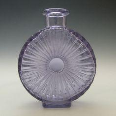 Riihimaki/Riihimaen Glass Helena Tynell  Aurinkopullo  Sun Vase