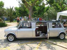 Mini Copper Limousine