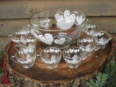 Our Favorite Punch Bowls On Etsy