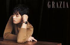 Jong Hyun   Grazia Blue Lee, Cn Blue, Lee Jong Hyun Cnblue, Kang Min Hyuk, Jung Yong Hwa, Lee Jung, Taemin, Shinee, Grazia Magazine