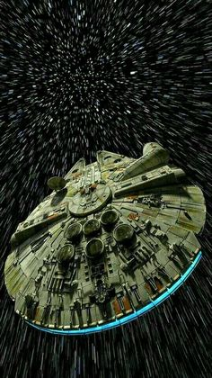 Millenium Falcon wallpaper