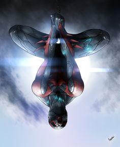 Spider-Man 2099   Gary Quill Jr