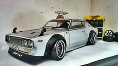 Nissan Skyline 2000 GT-R, #drift47workshop