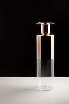 Stunning Tapio Vases by Giorgio Bonaguro