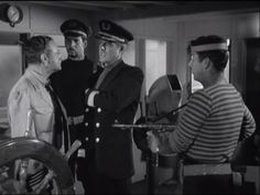 """""""The Man from U.N.C.L.E."""" The Shark Affair (TV Episode 1964) on IMDb. There are lots of great """"ahead of their time"""" technology examples, and not just in this episode. The reruns air on Sunday nights on MeTV in most markets. Fun!"""