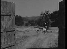 El Desenlace: Indalecio se da cuento, su familia esta contento sin Indalecio. El hombre dice adios y deja con su caballo.