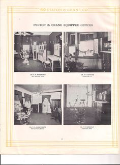 Vintage Dental Offices