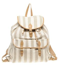 if i could sport a backpack (well), this would be my carry-all for spring