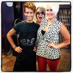 Curb Appeal Salon and Spa, Omaha NE- Officially are a Keune Color Salon! #keunecolor