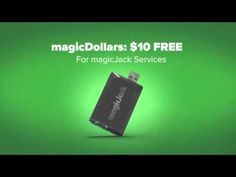 magicJackGO includes 12 months of unlimited calling, a free conference call number, improved call quality and ultra-low pricing. Watch how it works in this video.