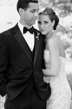 Classic Black and White Couple Portrait | photography by http://rebekahwestover.blogspot.com/