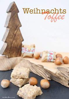 Weihnachts-Toffee - Christmas Toffee - find German recipes in English @ www.mybestgermanrecipes.com