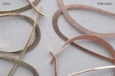 Large Round Hoops (Melissa Joy Manning) - SOURCE objects