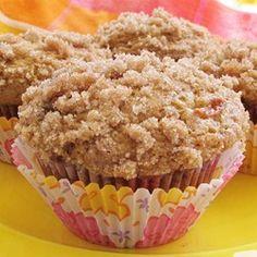Rhubarb Bread (Looks like muffins to me, but still... - C) :)