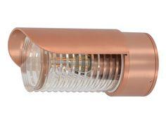 Docker Long Eyelid Ribbed Exterior in Copper