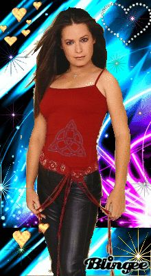 Holly Marie Combs =)